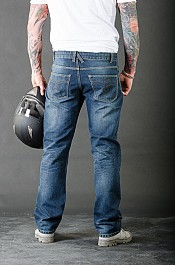 Kevlar Jeans Rocker Denim mc byxa