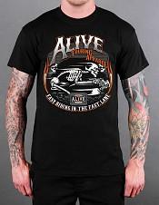 Bikerider Tee Black Tshirt