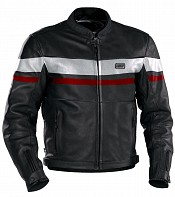 ATA FABICO LEATHER MC SKINN JACKA  92221