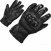 AGR Stealth 51034 skinn mc handskar