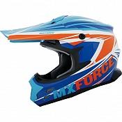 MX Force Race Nep 143460304 Blue cross hjälm