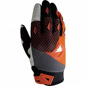 MX Force Aim Mirage ORANGE 14362 Motocross HANDSKAR