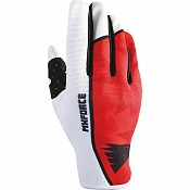 MX Force VTR4 Rock-S RED 14364-0206 Motocross HANDSKAR