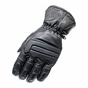 BLACK Charge Leather Motorcycle 51000106 MC HANDSKAR