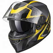 IMFRI BLACK TITAN SV EDGE YELLOW 51732503 MC HJÄLM