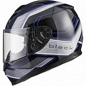 IMFRI BLK TITAN BLACKBLUE 51770303 MC HJÄLM