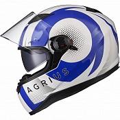 AGRIUS RAGE SV WARP BLUE 510150303 SOLVISIR MC HJÄLM