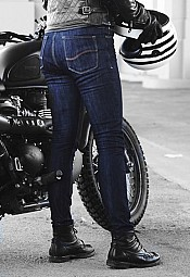ATA LADY DENIM ORIGINAL KEVLAR MC JEANS