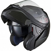 BLACK Optimus SV Max Vision Flip Solvisir Blank Gloss Black 0103