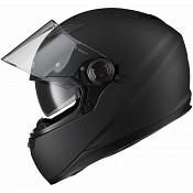 AGRIUS Rage SV Matt black Solid 3503 mc hjälm