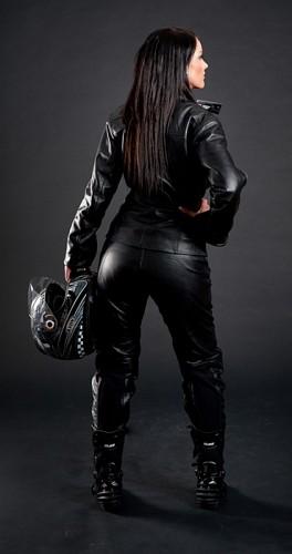 Alive Lady Leather Pant mc byxa 3002