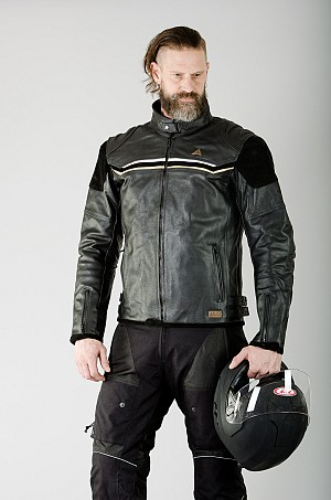 Classic Touring jacket - Alive 009875