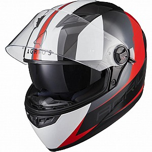 AGR Rage SV Recon Red 51016 mc hjälm