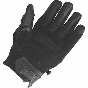 BLACK City 5188 skinn mc handskar