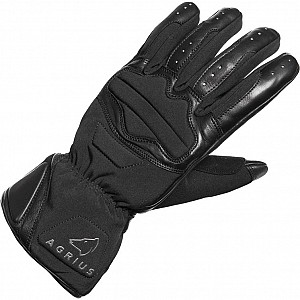 AGR Slate Leather Motorcycle 510190106 MC HANDSKAR