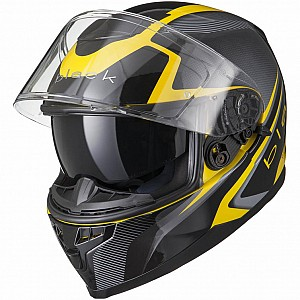 IMFRI BLK TITAN SV EDGE YELLOW 51732503 MC HJÄLM