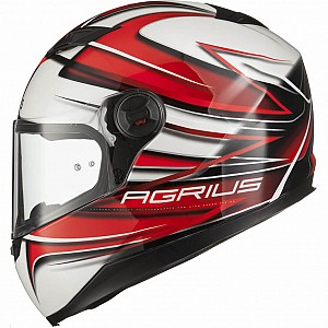 AGRIUS RAGE CHARGER RED 510110203 INTEGRAL MC HJÄLM