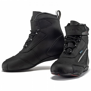 Black City Ankle 5270 WP mc stövlar