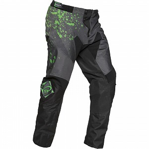 Black MX Splat Motocross Green 0704 crossbyxa