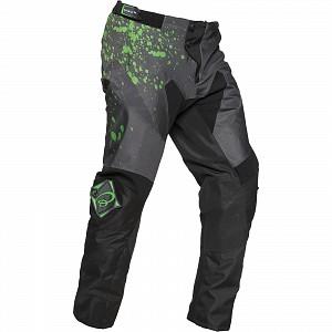 Black MX Splat Motocross Green 0704 crossbyxa