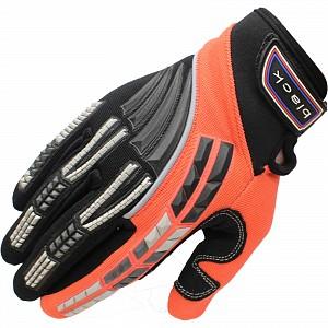 Black Claw Motocross Gloves PINK  5234-1206 Motocross HANDSKAR