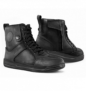 STREET TOUR MATT BLACK SNEAKERS SN-012 MC STÖVLAR