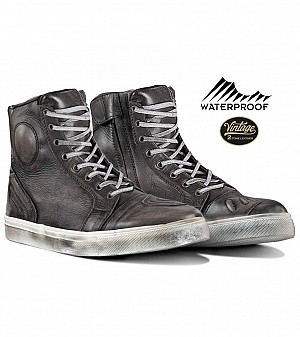 VINTAGE WP RETRO DIRTYGREY SNEAKERS MC STÖVLAR